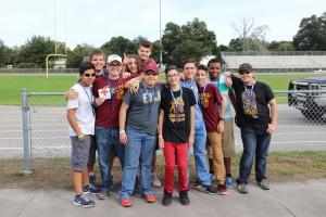MHS Boys teamx